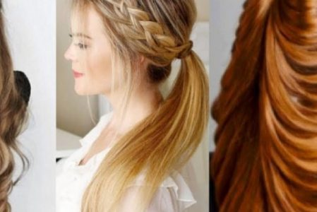 Best Hairstyles For Long Hair Women's/Girls