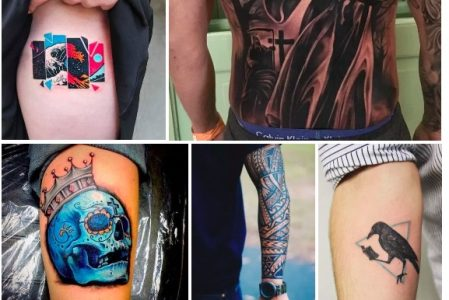 14 Tattoo Ideas For Men 2019 Styles