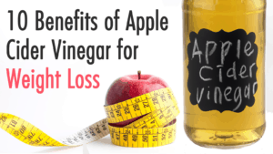 Dietician Reveals How Apple Cider Vinegar Is Best For Losing Belly Fat