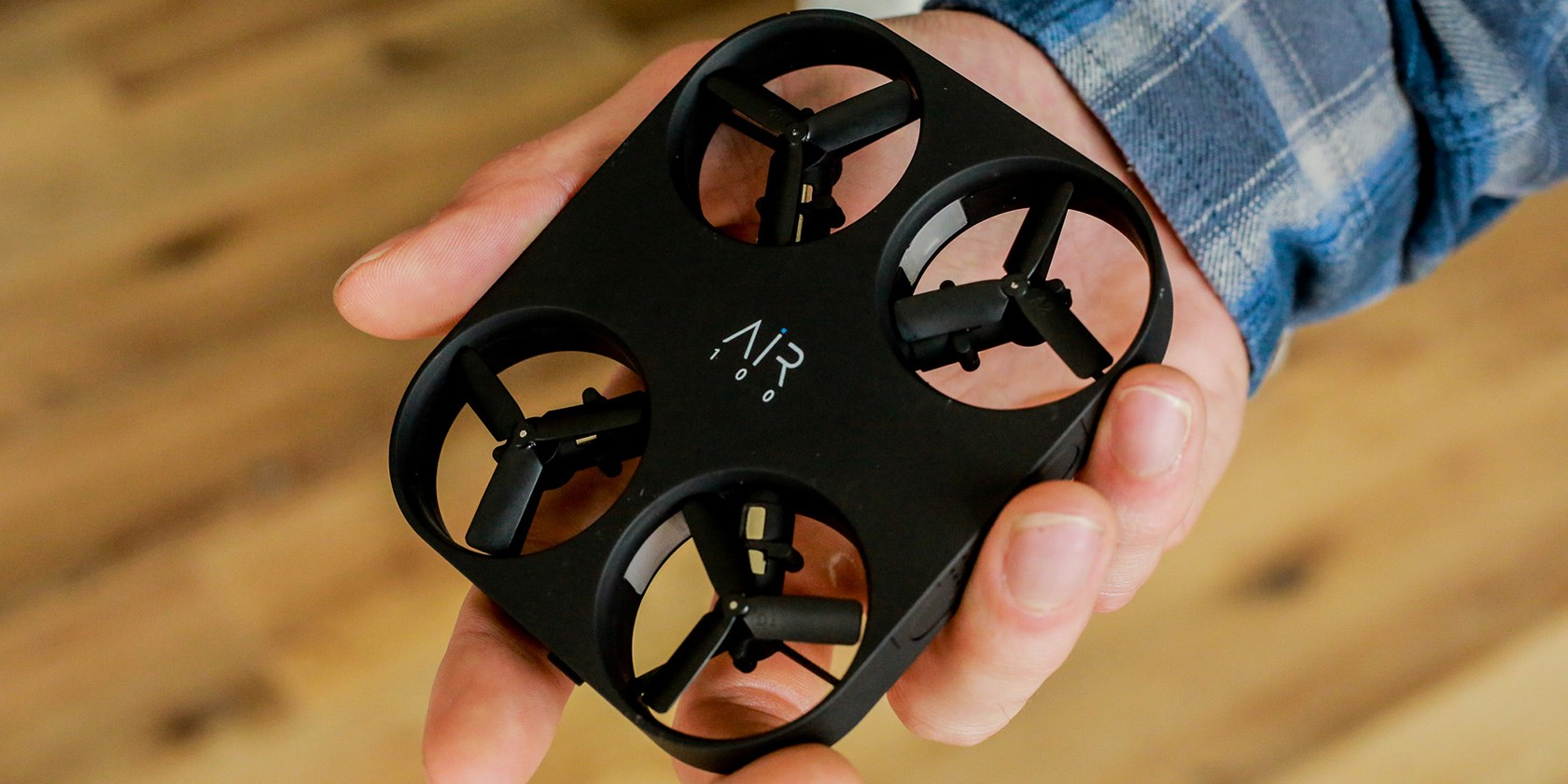 AIR PIX: The Pocket-Sized Selfie Drone You Can Control With Your Phone