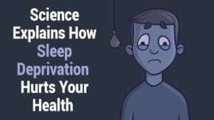 Scientists Link Sleep Deprivation to Distraction And Other Health Issues