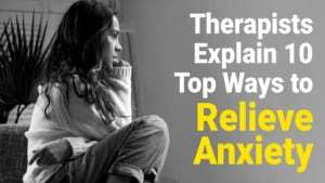 Therapist Explains 4 Signs It's Time To Get Help For Anxiety