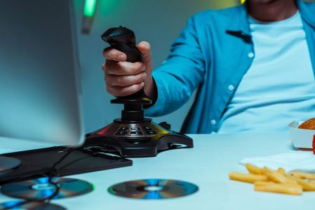 Here's Why Some Gamers Swear by Arcade Sticks