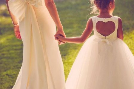 Beautiful flower girl dresses for wedding season 2019