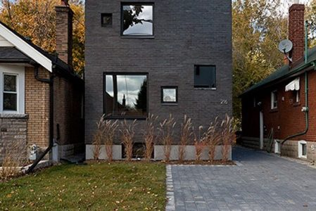 Charcoal House by Atelier rzlbd