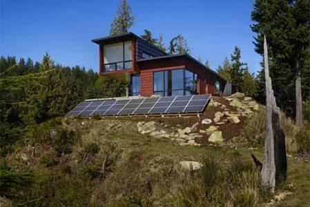 Chuckanut Ridge House by Prentiss Architects