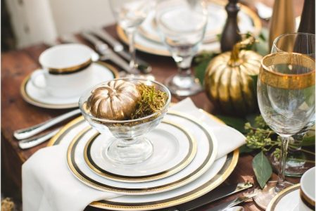 90 Stunning Thanksgiving Table Decorations For Your Festive Lunch or Dinner