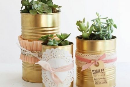 Crafts With Tin Cans – 61 Great Ideas
