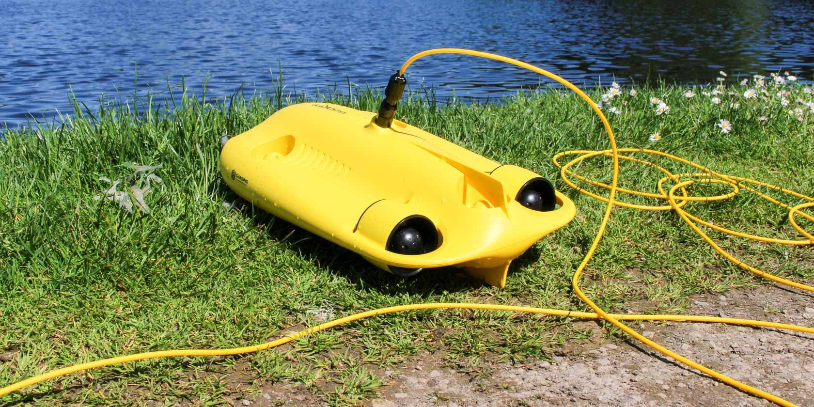 Exploring The Depths, with The Gladius Mini 4K Underwater Drone