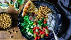 Top 10 Health Benefits of A Vegan Diet
