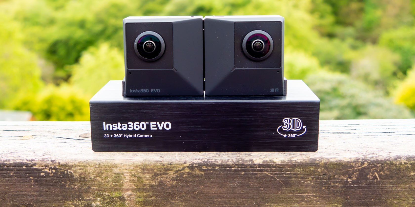 Insta360 Evo: Now Anyone Can Make Movies for VR