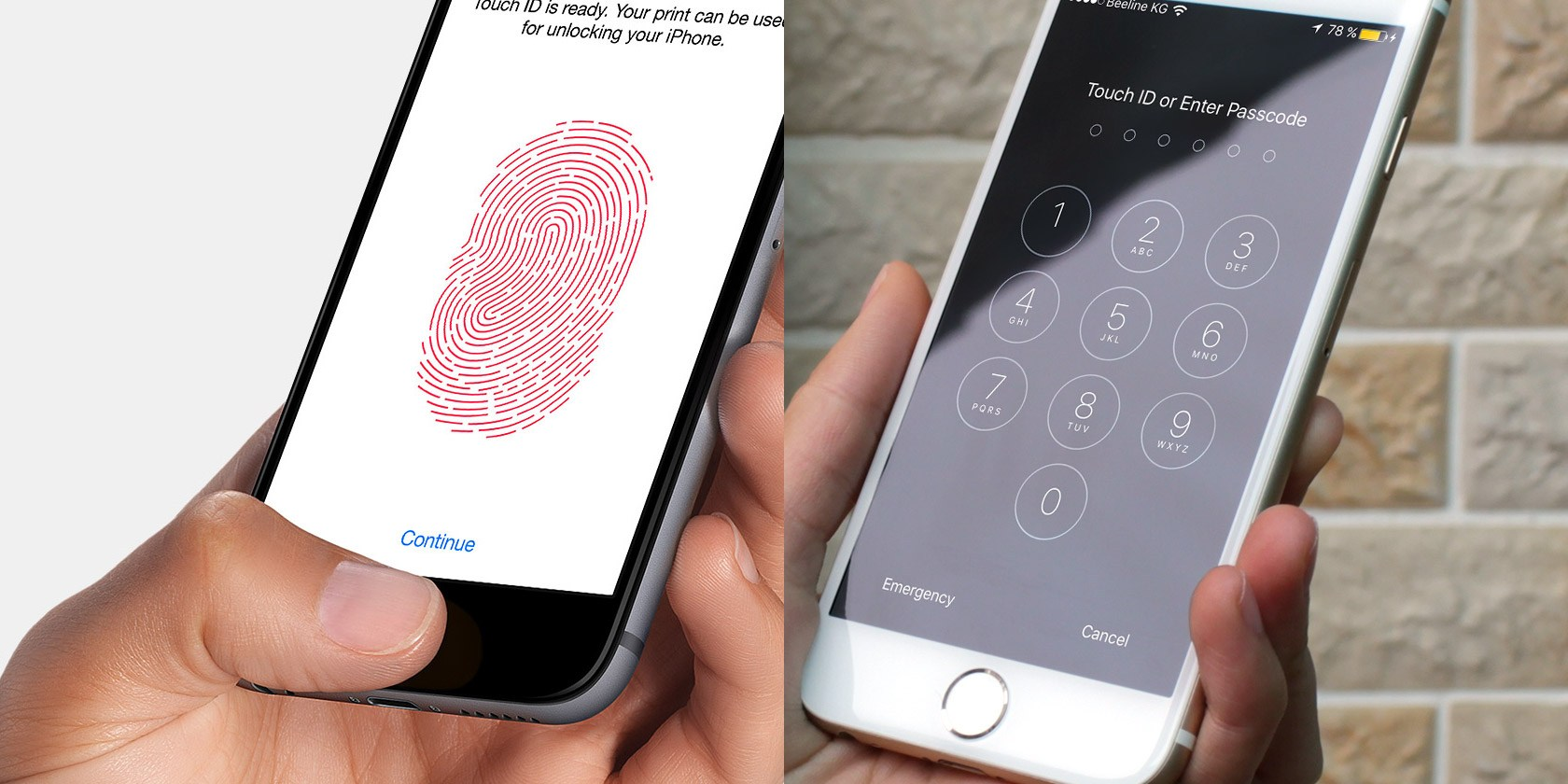 Should You Use a Fingerprint or a PIN to Lock Your Phone?