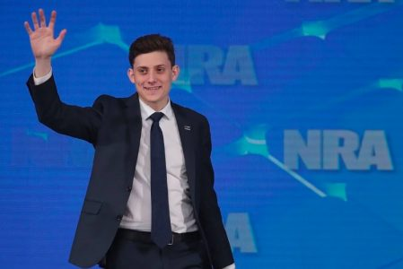 Kyle Kashuv Comments : Racist Twitter Today