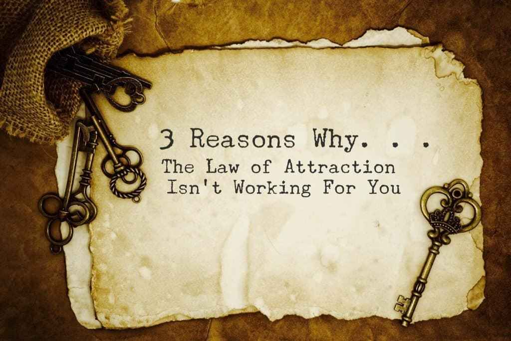 Jim Carrey Explains 5 Ways to Make The Law of Attraction Work For You