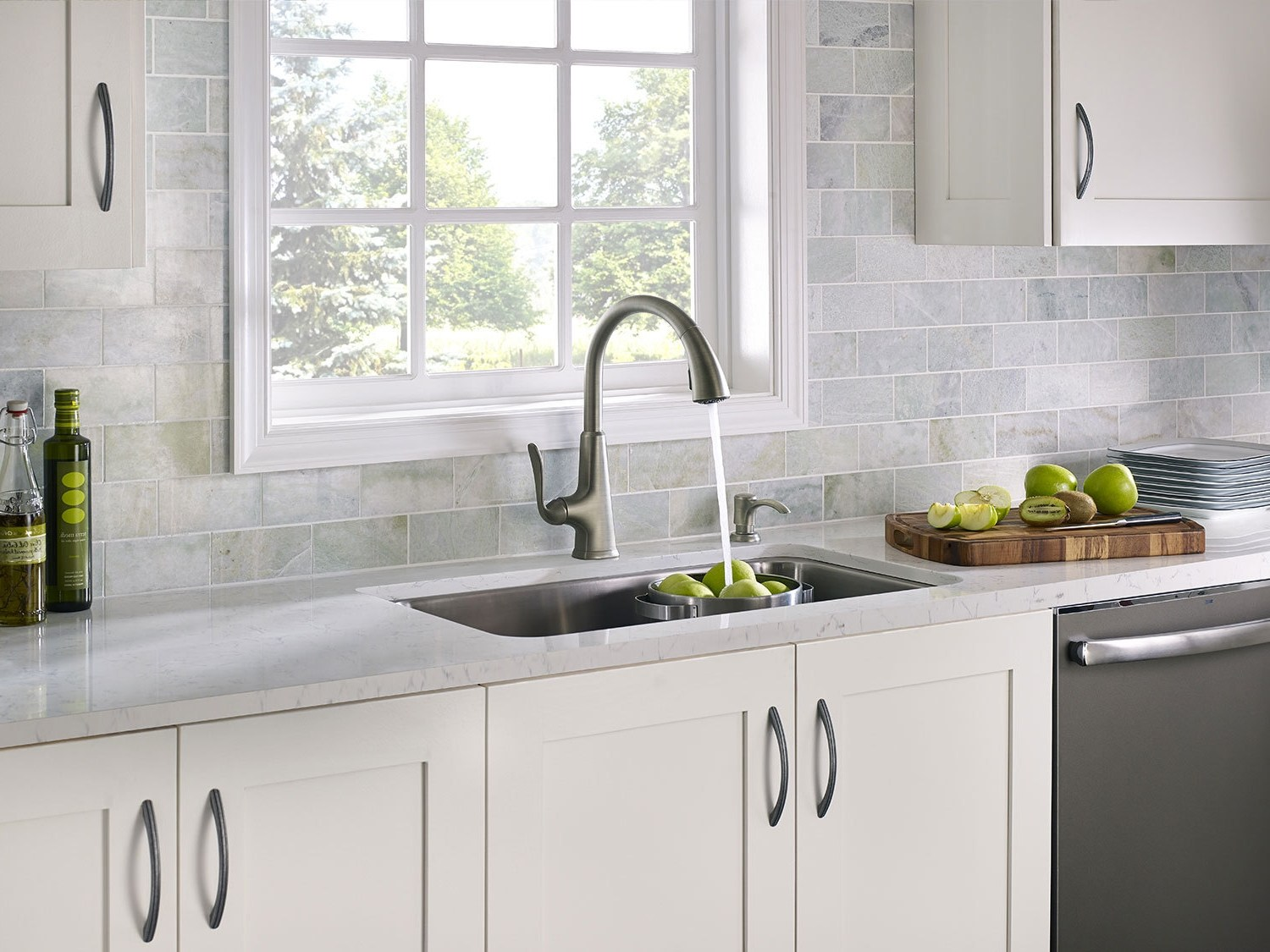 Get Sleek and Sophisticated New Kitchen Countertops for Less