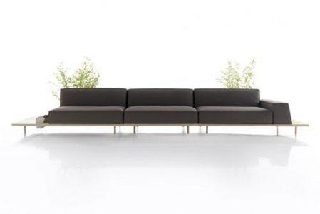Mus Sofa by Koo International