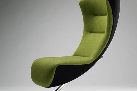 Lounge Chair by Nico Klaeber