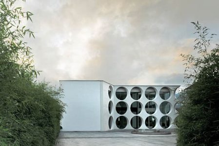O House by Philippe Stuebi & Eberhard Tröger