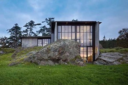 The Pierre Residence by Olson Kundig Architects