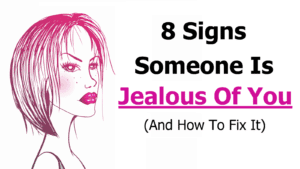 Ever Feel Jealous Of Other Women? Here's How To Deal With Yourself