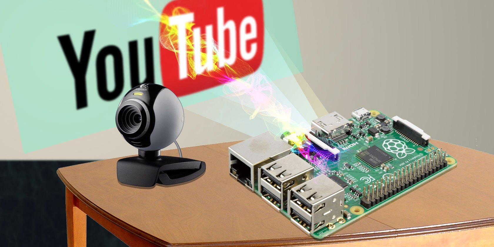 How to Live Stream to YouTube With a Raspberry Pi