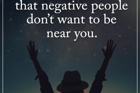 6 Behaviors That Attract Negative People