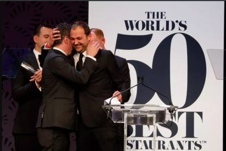 The Full List of The World's 50 Best Restaurants 2019