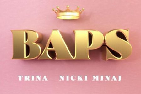 "Nicki Minaj ft. Trina Build New Clip Song ""Baps"""