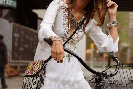 Boho Style – Chic Outfits With Romantic Vintage Charm
