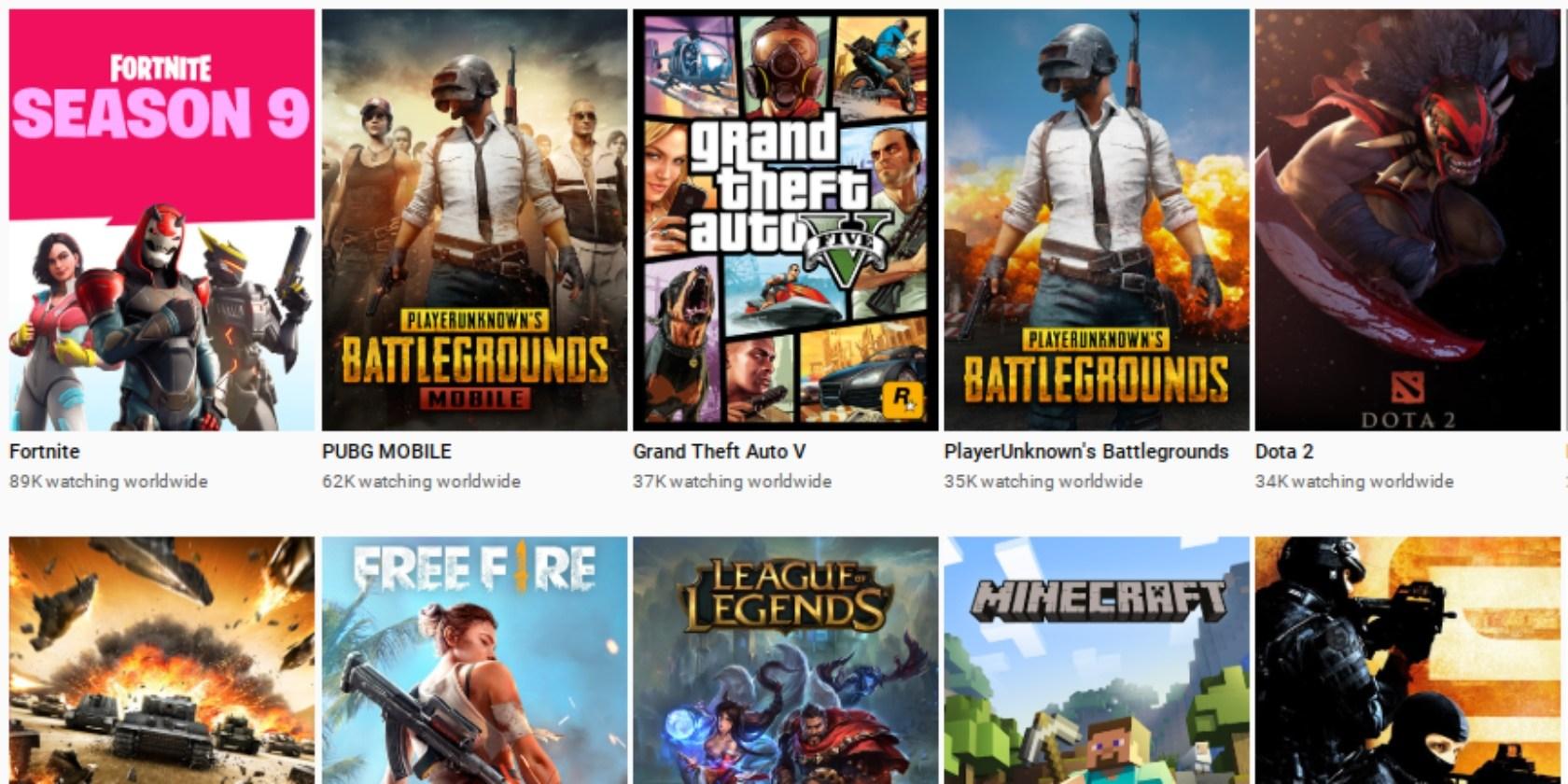 Google Kills the YouTube Gaming App