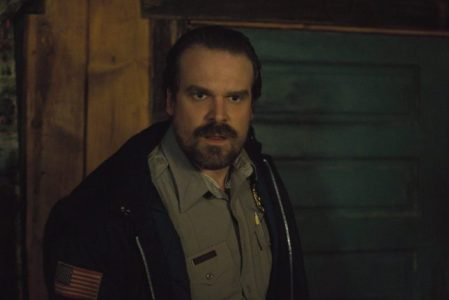 David Harbour Leaving 'Stranger Things' Finale SPOILERS