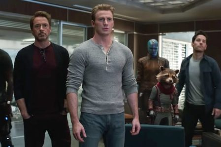 Avengers: Endgame Cast Full Movie Trailer