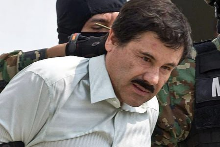 El Chapo : Mexican drug Gets life in prison by federal judge