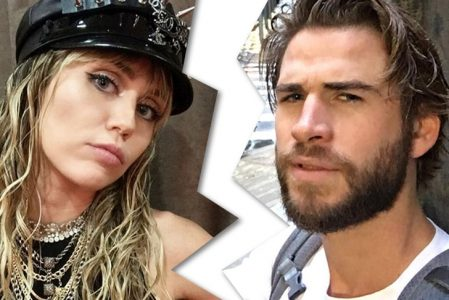 Miley Cyrus Split with Liam Hemsworth  After Seven Months Of Marriage