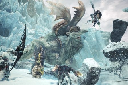 Monster Hunter World: Iceborne Monsters List
