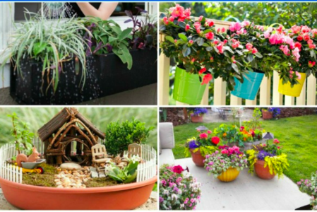 40 Best Garden Ideas and Solutions