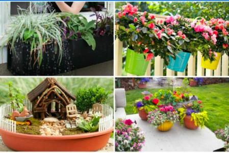 40 Best Garden Ideas and Solutions