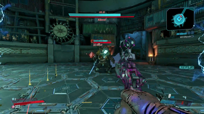 Borderlands 3 Kill Killavolt