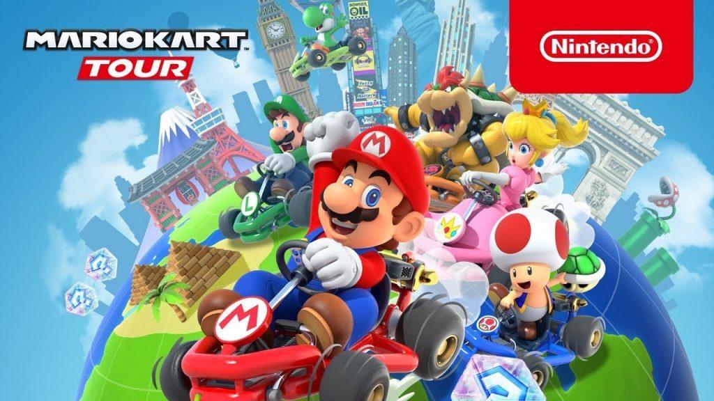 Mario Kart Tour mpbile