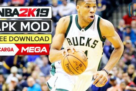 Nba 2K20 Mod Apk Download (Money+Data)