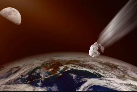 Nasa Asteroid to Hit Earth at 18,700MPH