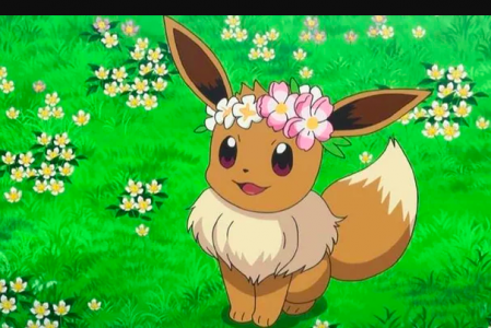 Pokemon GO : Flower Crown How To Get ?