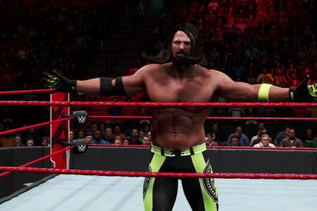 WWE 2K20 Has a Massive One Day Patch