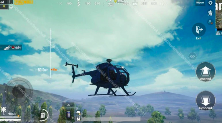 Payload Mode PUBG