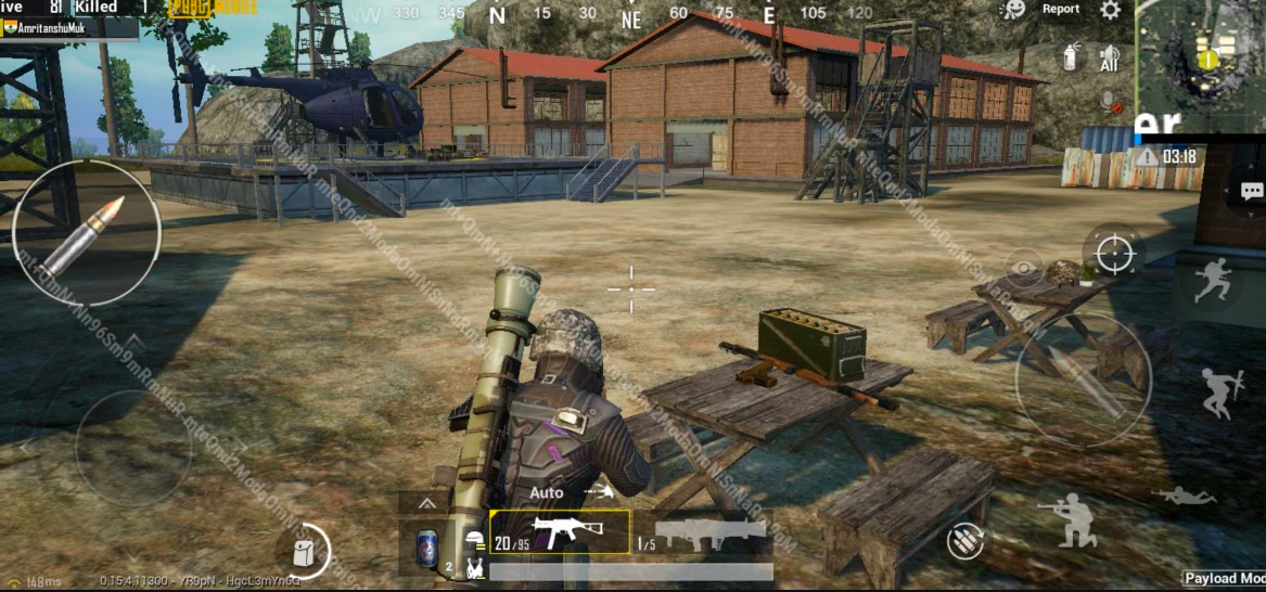 Payload Mode PUBG Mobile Review, Details