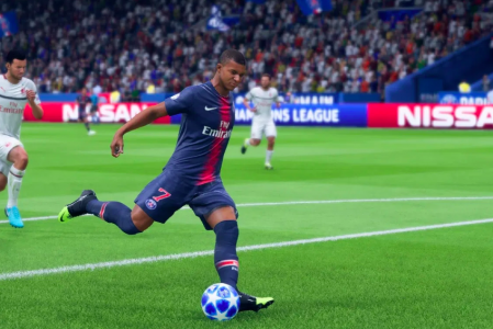 How to Do A Low Driven Shot: FIFA 20