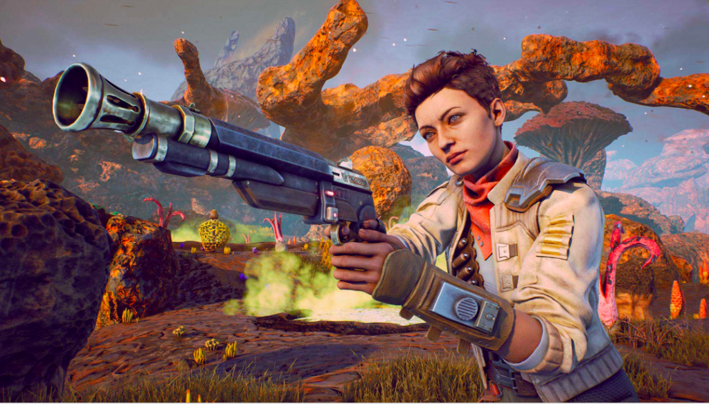 Outer Worlds PC GAME Download FREE