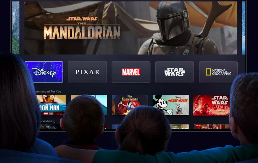 Disney plus users