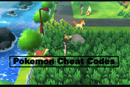 Pokemon Cheat Codes List (2019)