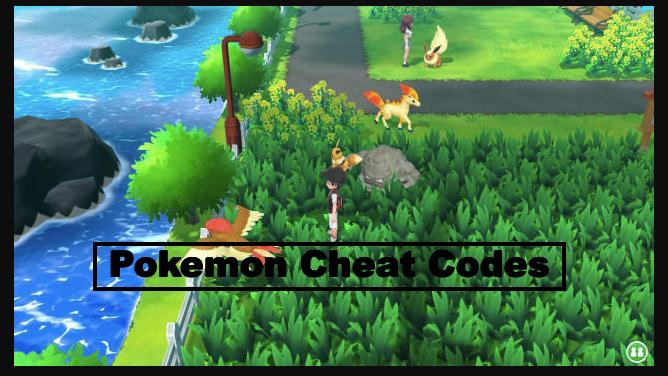 Pokemon Cheat Codes
